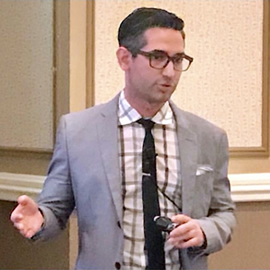 Seminar with Dr. Matt Nejad