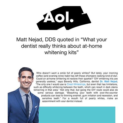 Nejad in AOL