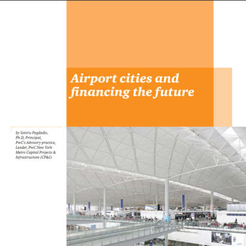 Airport cities and financing the future