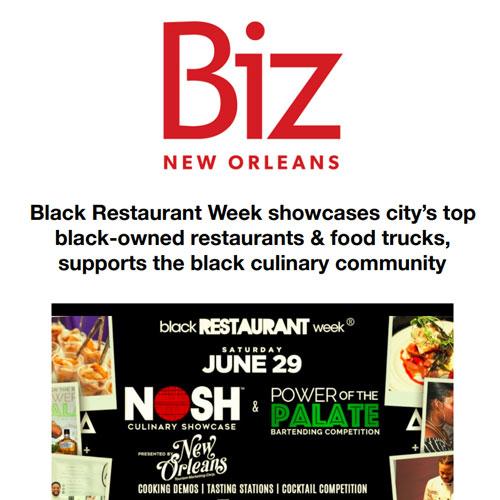 Black Restaurant Week showcases citys topblack-owned restaurants & food trucks,supports the black culinary community